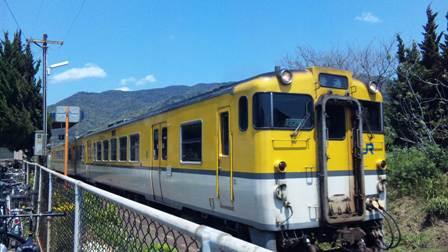 黄色電車2