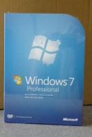 Windows7 Professional パッケージ版