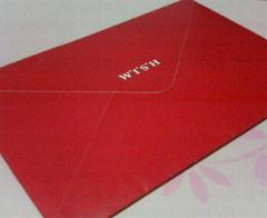 WISH カード