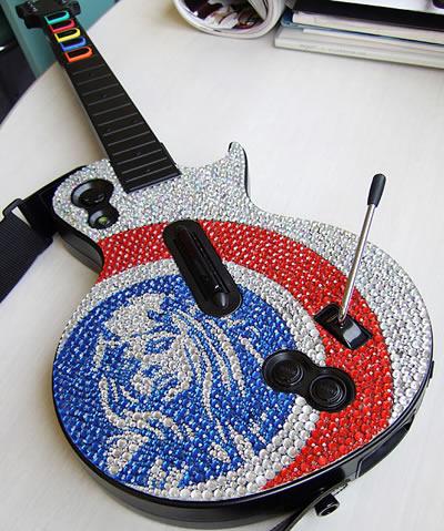 中二ギター