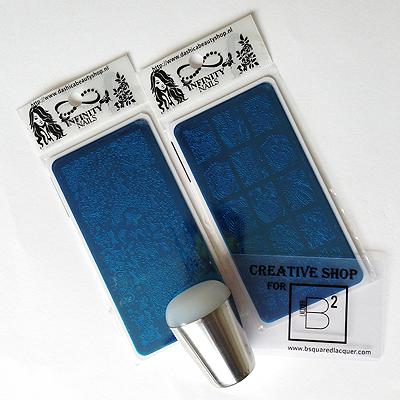 Infinity N Creative Stamper
