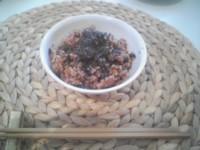 ごましお酵素玄米