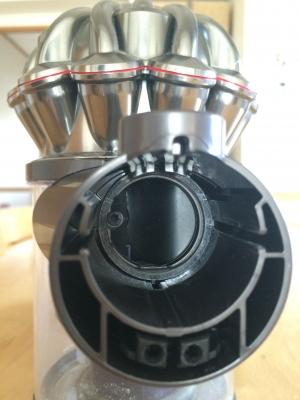 ダイソンDC62