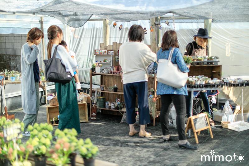 見元園芸ブログ ボタニカル イベント botanical