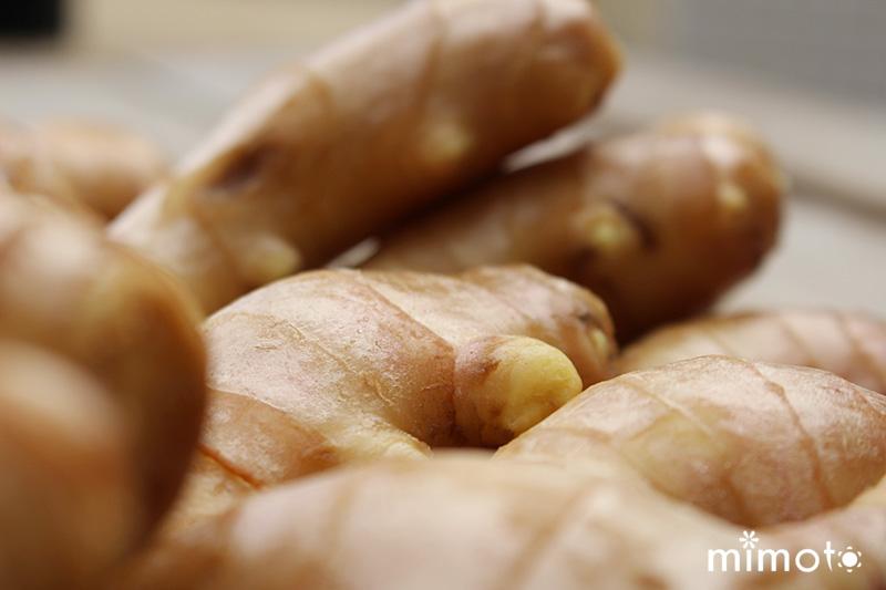 見元園芸 トミーの庭 ブログ 種用しょうが 種生姜 龍馬しょうが 種芋 種イモ