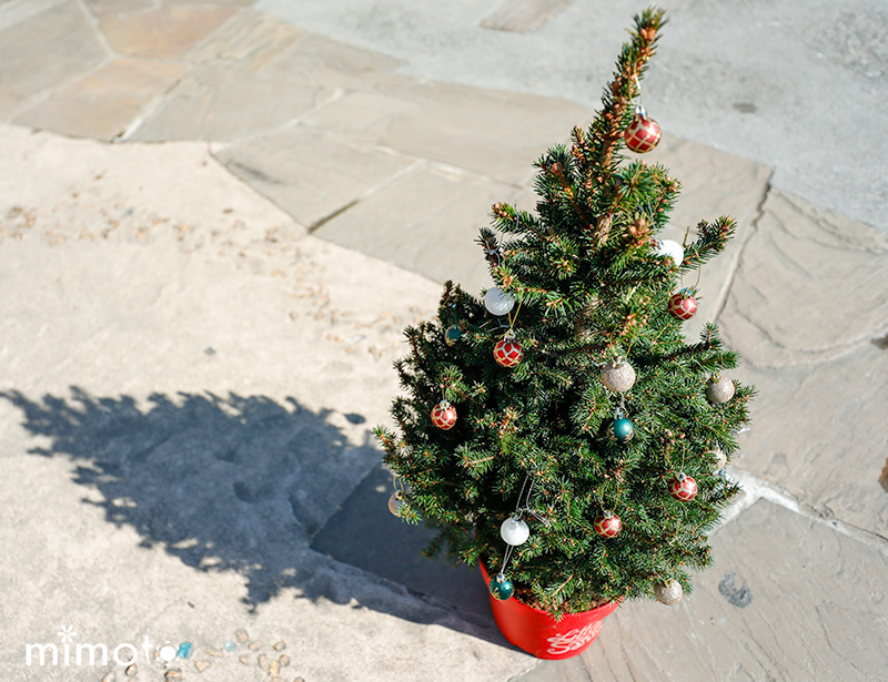 クリスマスツリー ミニツリー 販売 通販 飾り付き