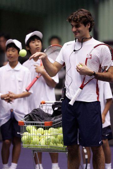 Federer coach