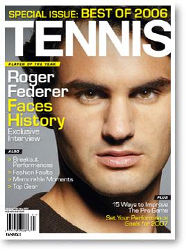 TENNIS MAGAZINE_January - February 2007 Issue