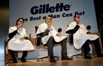 The Promotion for Gillette
