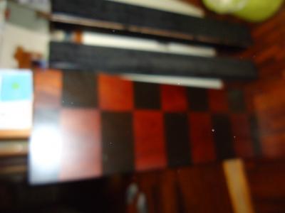 輪島塗床板