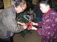 クリスマス飾り付け1