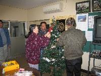 クリスマス飾り付け2