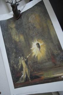 Gustave Moreau「出現」