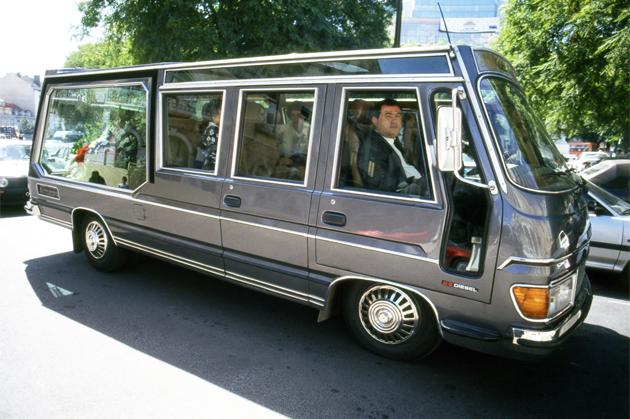 Funeral car 霊柩車