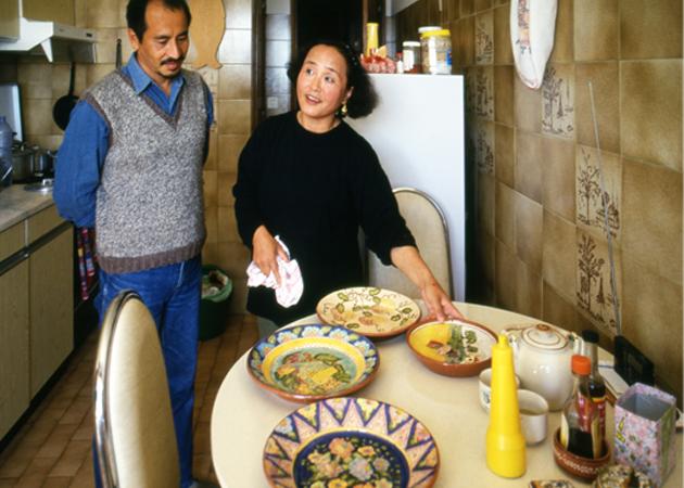 Hitoshi & Mutsuko Takemoto 武本夫妻
