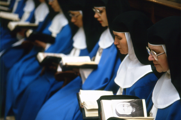 Nuns 修道女