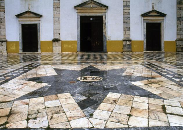 Church of Santo Antonio Pedra サント・アントニオ・ペドラ教会