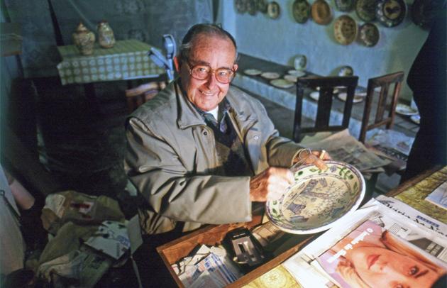 Plate & Artisan 絵皿と職人
