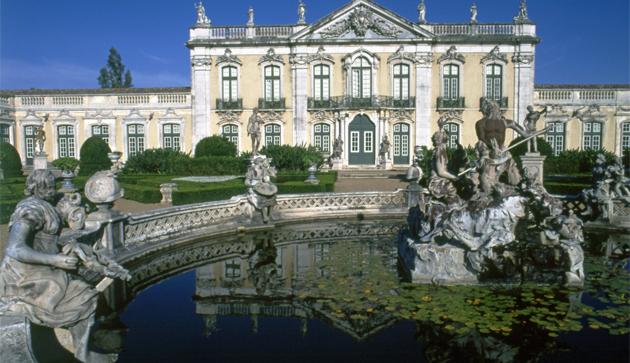 Palacio de Queluz ケル-ス宮殿