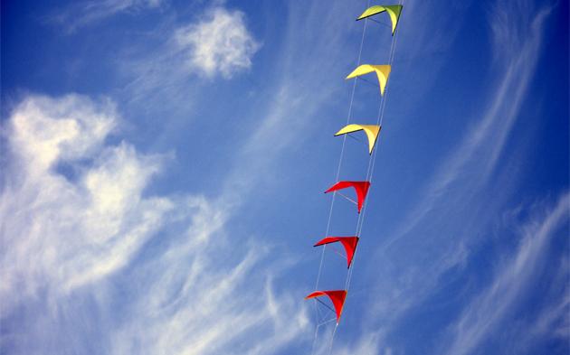 Kite 凧