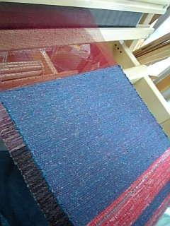 ギャラリータキオンコート 裂き織り