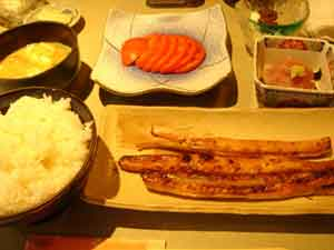 まぐろ屋シャケのはらす定食|ジフルブログ