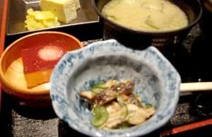 北の魚 南二条店:めろうの西京焼き定食2