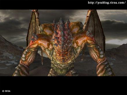 セガのオンラインゲーム、ファンタシースターユニバース画像