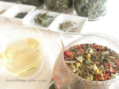 Herb tea Lesson