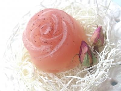 rose石鹸