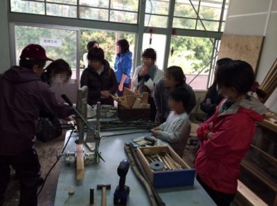 クロモジ木工