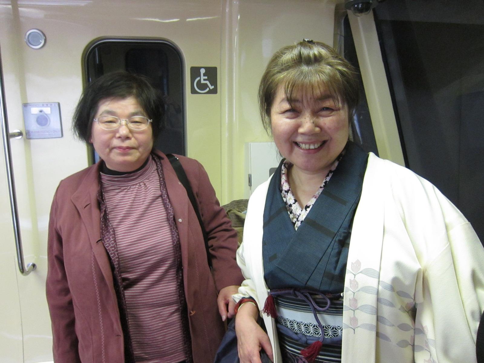 成田 電車で移動