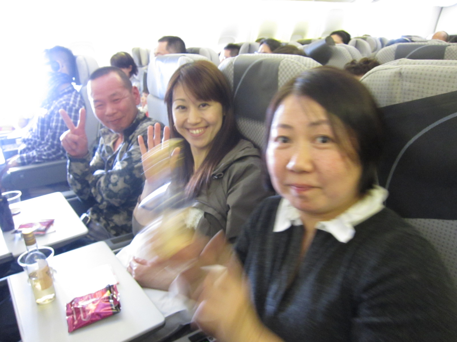 日本航空 パリ行き