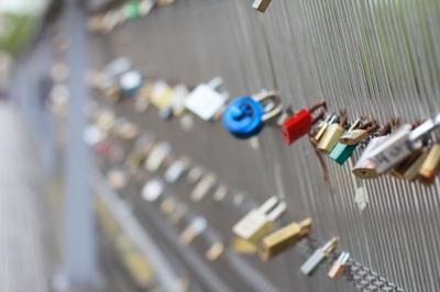 ロワイヤル橋 鍵