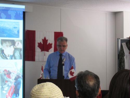 カナダ大使