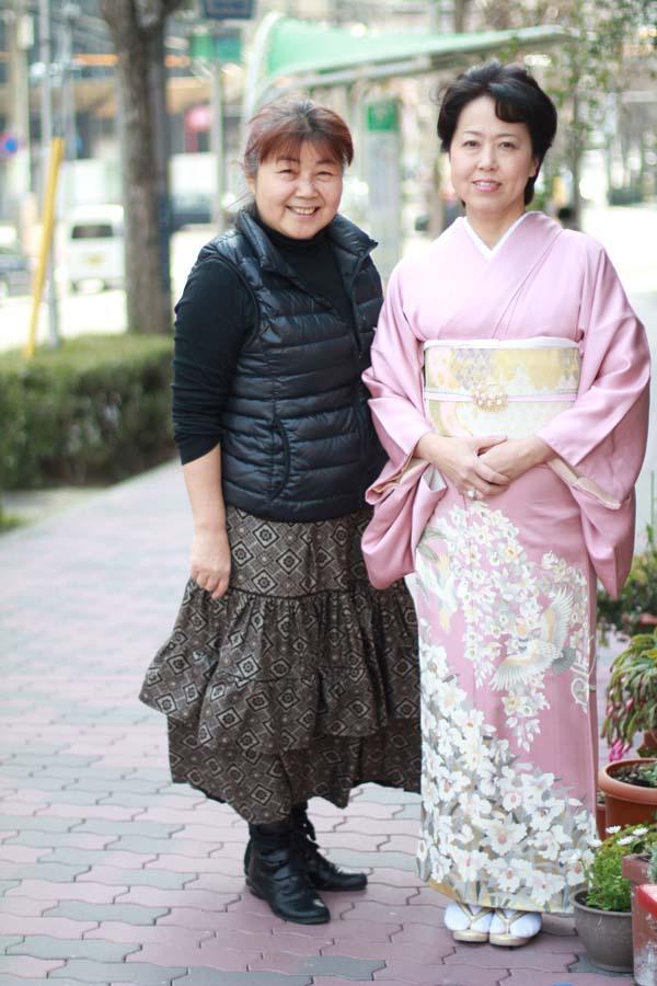 井澤さんと美智子