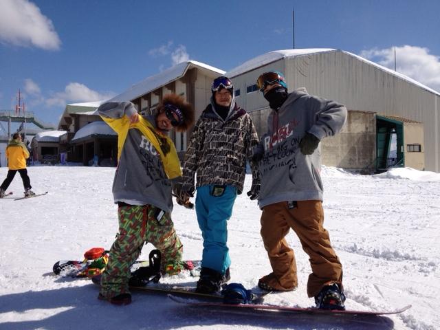 2012.2.20牛岳温泉スキー場   ☆o...