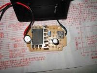 EeePC(Eee PC)4Way電源の装置の回路写真