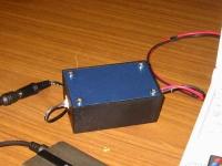 EeePC(Eee PC)4Way電源の装置のケース組み付けの写真3、これで完成だ