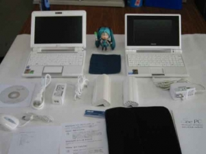 ASUS EeePC・Eee PC901写真画像集4