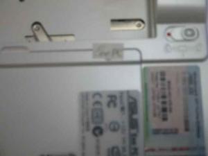 ASUS Eee PC・EeePC901の処女膜