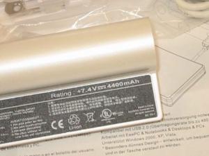 Eee PC 701 SD-Xの内蔵バッテリその2