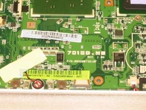 Asus Eee PC 701SD-X 改造 図1