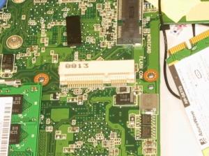 Asus Eee PC 701 SD-X の改造ポイントその2