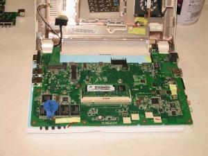 ASUS Eee PC 900-X 分解写真ライブラリNo6