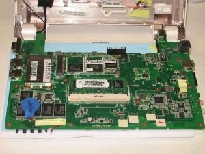 ASUS Eee PC 900-X 分解写真ライブラリNo7