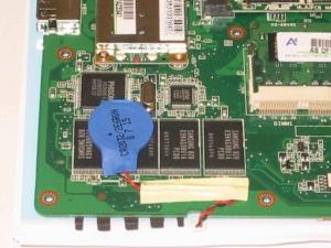 ASUS Eee PC 900-X 分解写真ライブラリNo9