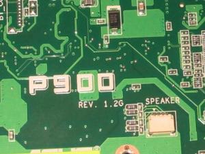 ASUS Eee PC 900-X 分解写真ライブラリNo13