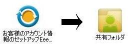 Eee Storage / Yo Storeの登録画面 701,900編その3