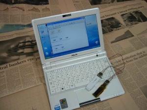 ASUS Eee PC 900 改造 32Gb追加 確認画面2